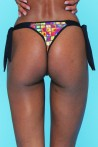 Tiffany Scrunch Shorts Bottom