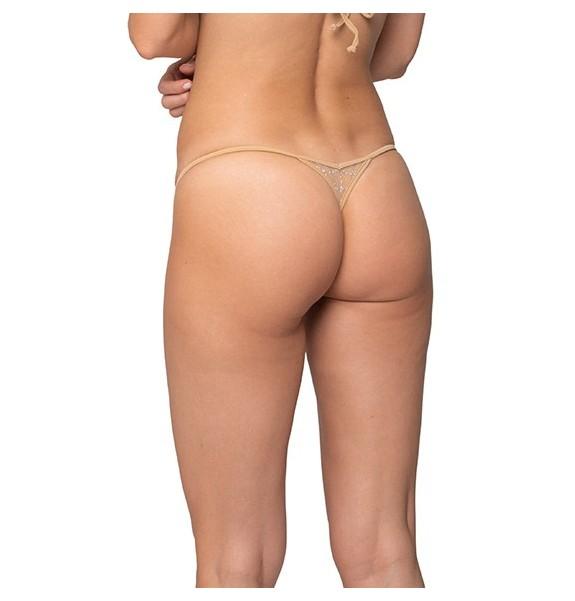 Orient Scrunch Shorts Bottom