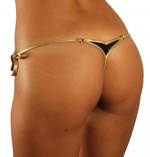 Monica Fluo Brazilian Bottom