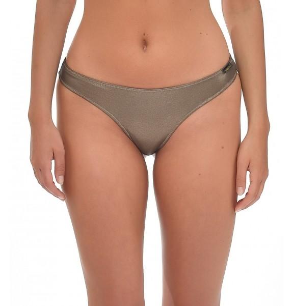 Blanche Giallo Shorts