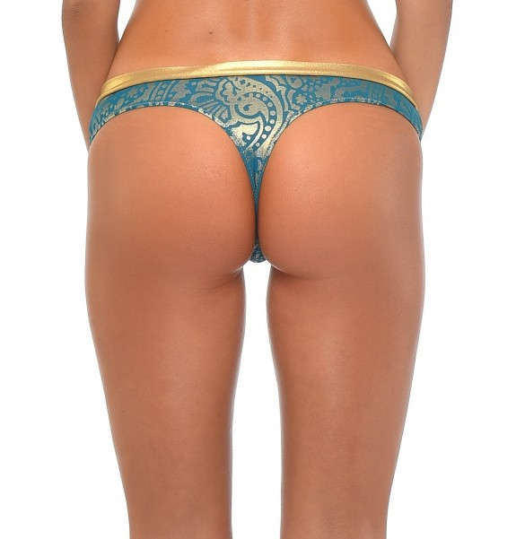 Seychellen-Hot-Pants-Set